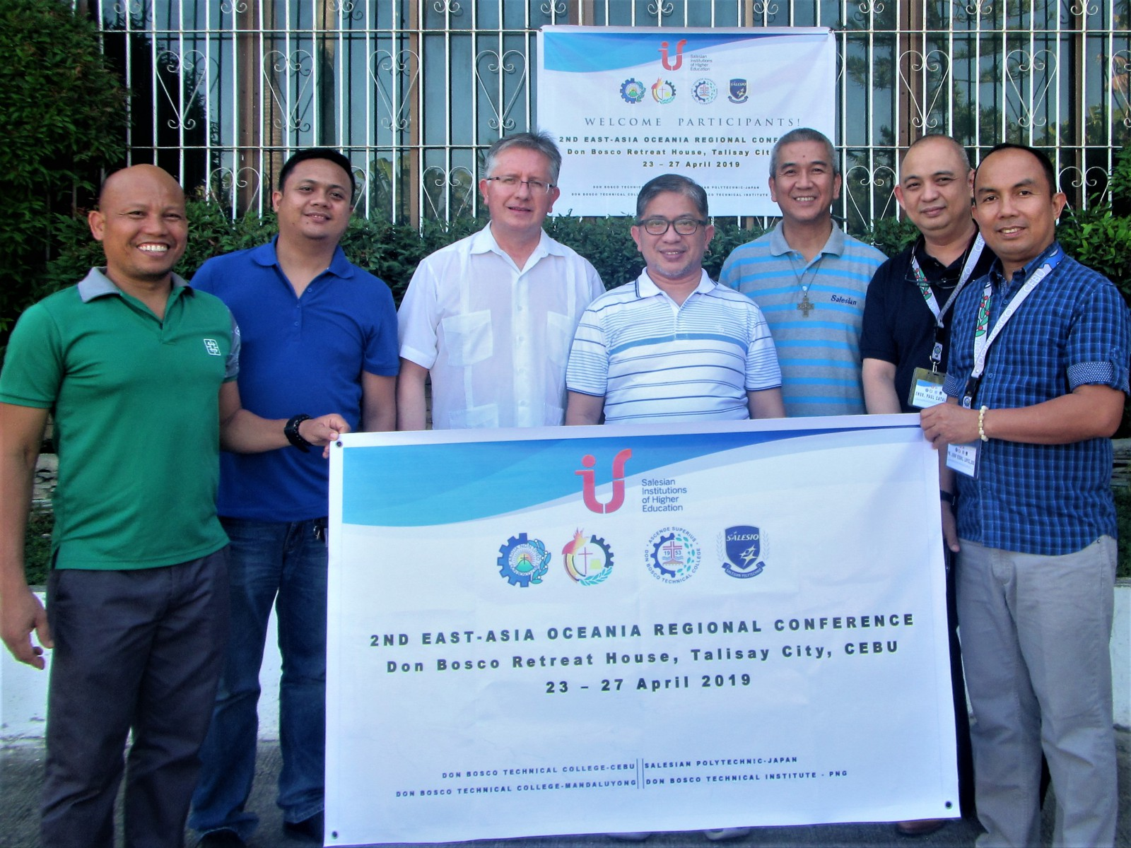 Second Regional Conference for Salesian Institutions of Higher Education (IUS) in East-Asia Oceania (EAO)