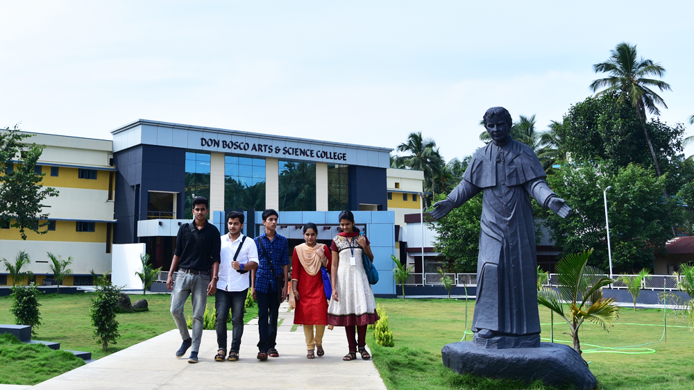 Don Bosco Arts & Science College
