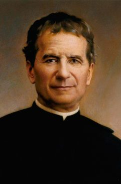 St. John Bosco founder of the Salesian Congregation