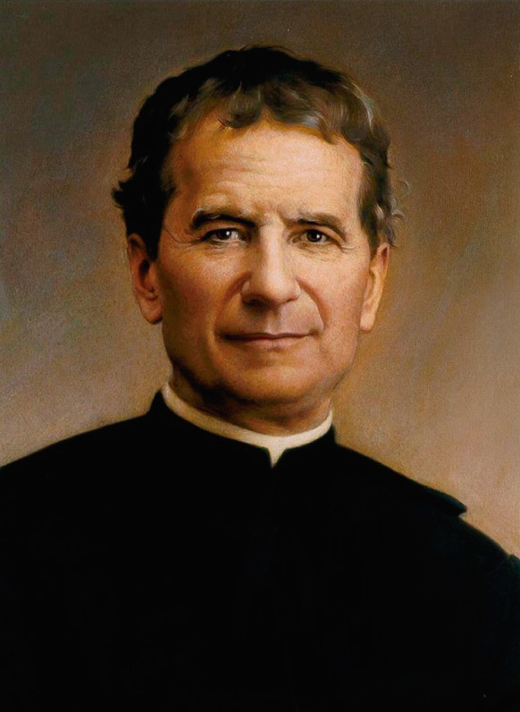 St. John Bosco founder of the Salesian Congregation