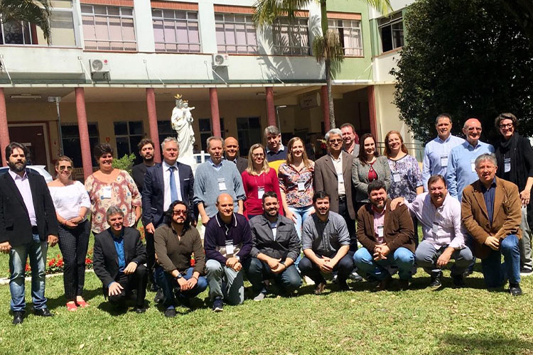 Members of the Academic Network, IUS Education group, Salesian Institutions of Higher Educaiton