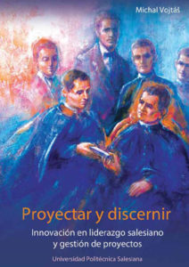 Book Cover of the Proyectar y Discernir by Michal Vojtáš