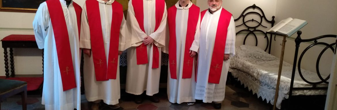the team of the Dicastery for Youth Ministry
