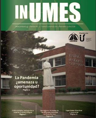 InUmes the official academic journal of the Universidad Mesoamericana of Guatemala, which contains topics on research, student interest and graduates