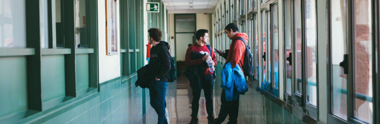 Students of  Escola Universitària Salesiana de Sarrià (EUSS)