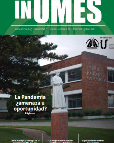 Academic Univerity Journal INUMES published by the Salesian Universidad Mesoamericana in Guatemala