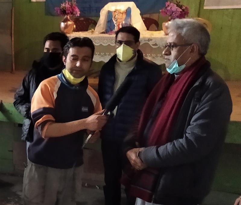 India - Salesian College Sonada offers Student Welfare Schemes in COVID-19 times