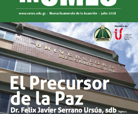 Official Research Journal of the Universidad Mesoamericana in Guatmala