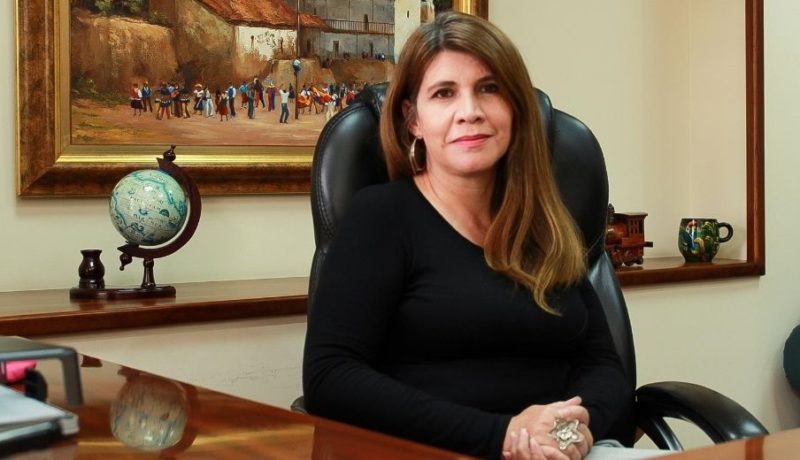 María Sol Villagómez is appointed as the new vice-chancellor of the Salesian Polythecnic University Quito campus.