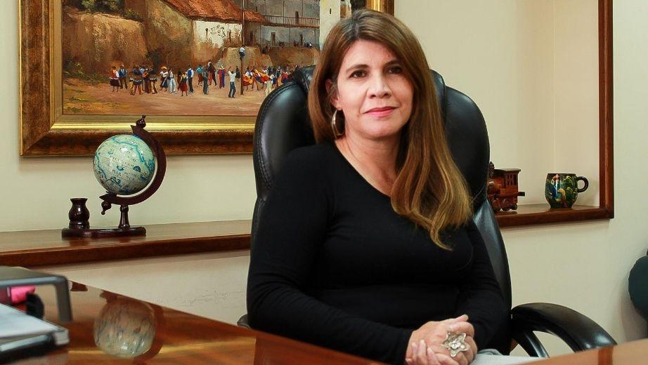 Ecuador - María Sol Villagómez Rodríguez se posesiona como nueva vicerrectora de la UPS sede Quito