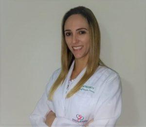 Daniela Navarro D'Almeida Bernardo, Nutritionist Professor of UniSALESIANO, Araçatuba e Lins, Brazil