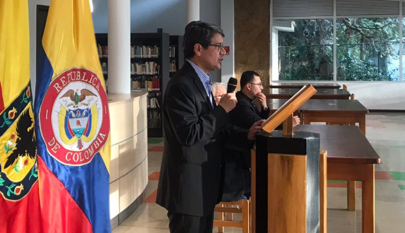 """Fundación Universitaria Salesiana and the German government along with Don Bosco Mondo, announce the diploma """"Uses of ICT in didactic processes"""""""