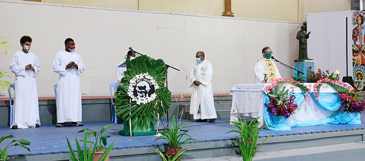 DBTI Port Moresby celebrates the 205th Birthday of Don Bosco, Papua New Guinea