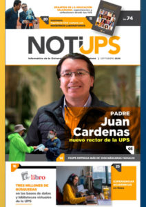 Universidad Politecnica Salesiana NOTUPS journal cover 2020