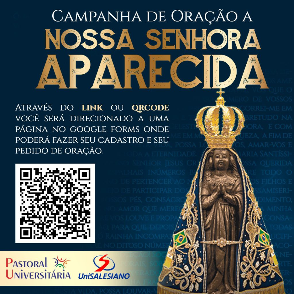 "Brazil - Prayer Campaign for our Lady ""Senhora Aparecida"""