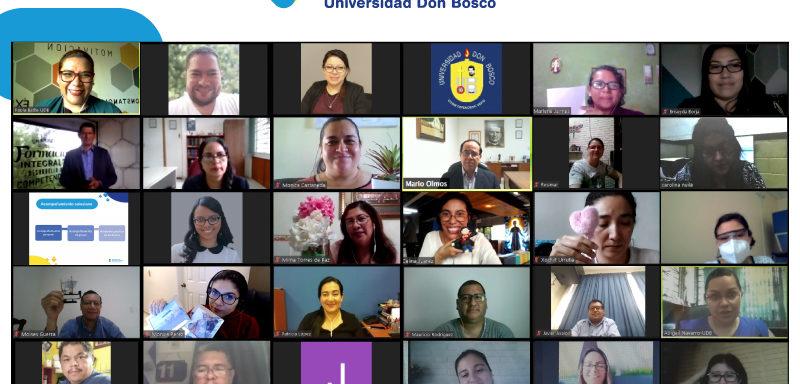 Programa de Bienestar Integral, Universidad Don Bosco, El Salvador