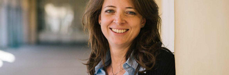 Prof. Claudia Chiavarino psychologist and psychotherapist New Academic Director of IUSTO