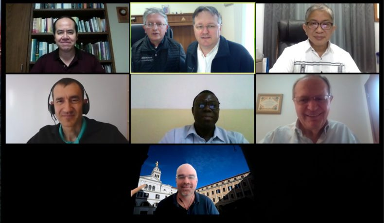 Virtual meeting of the Board of Directors of the IUS (VIII General Assembly of the IUS)