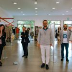 """The academic community of IUSVE carrying out the project """"the Ethical Closet"""" within the university to promote an ecological spirit"""