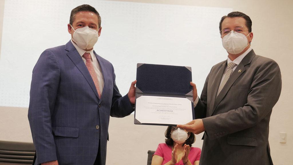 Ecuador - Universidad Politécnica Salesiana receives accreditation.