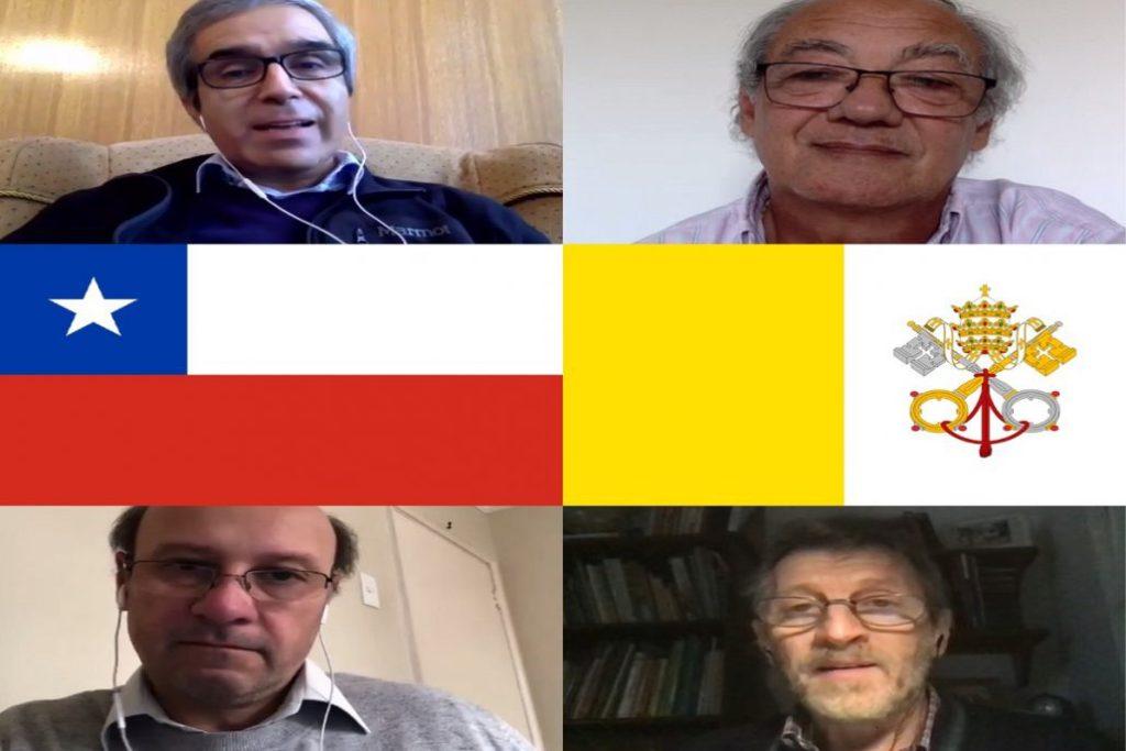 Chile - UCSH y Scholas Ocurrentes en Chile