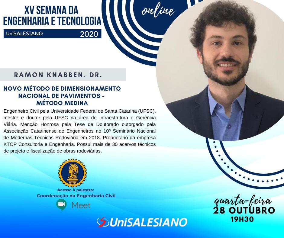 Brazil - 15th edition of Engetec - Engineering and Technology Week by Unisalesiano