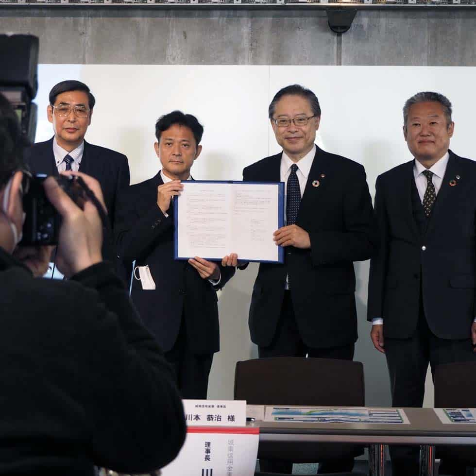 Japan - Salesian Polytechnic signs strategic partnership to revitalize the development of local communities.