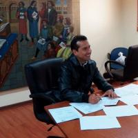 Luis Tobar, General Coordinator of the IUS CIAGEN Academic Network, Universidad Politécnica Salesiana