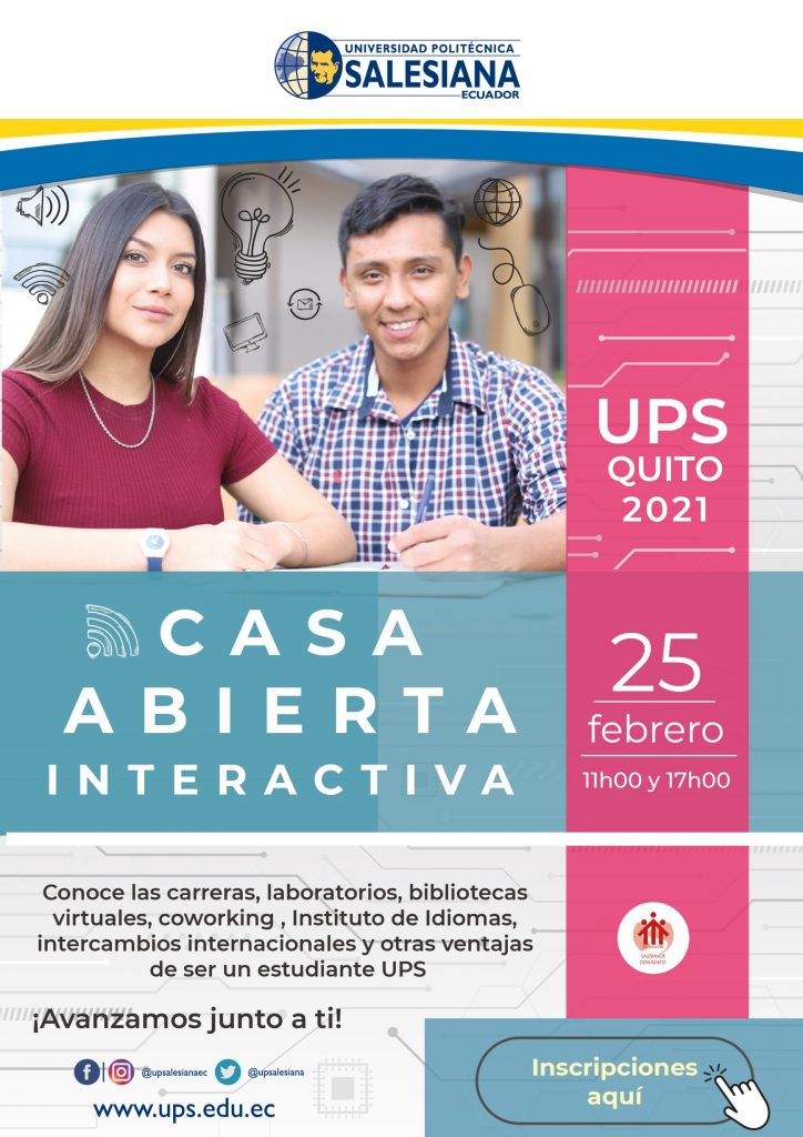 Interactive Open House Quito 2021