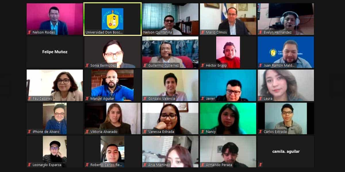 Intercambio virtual estudiantil