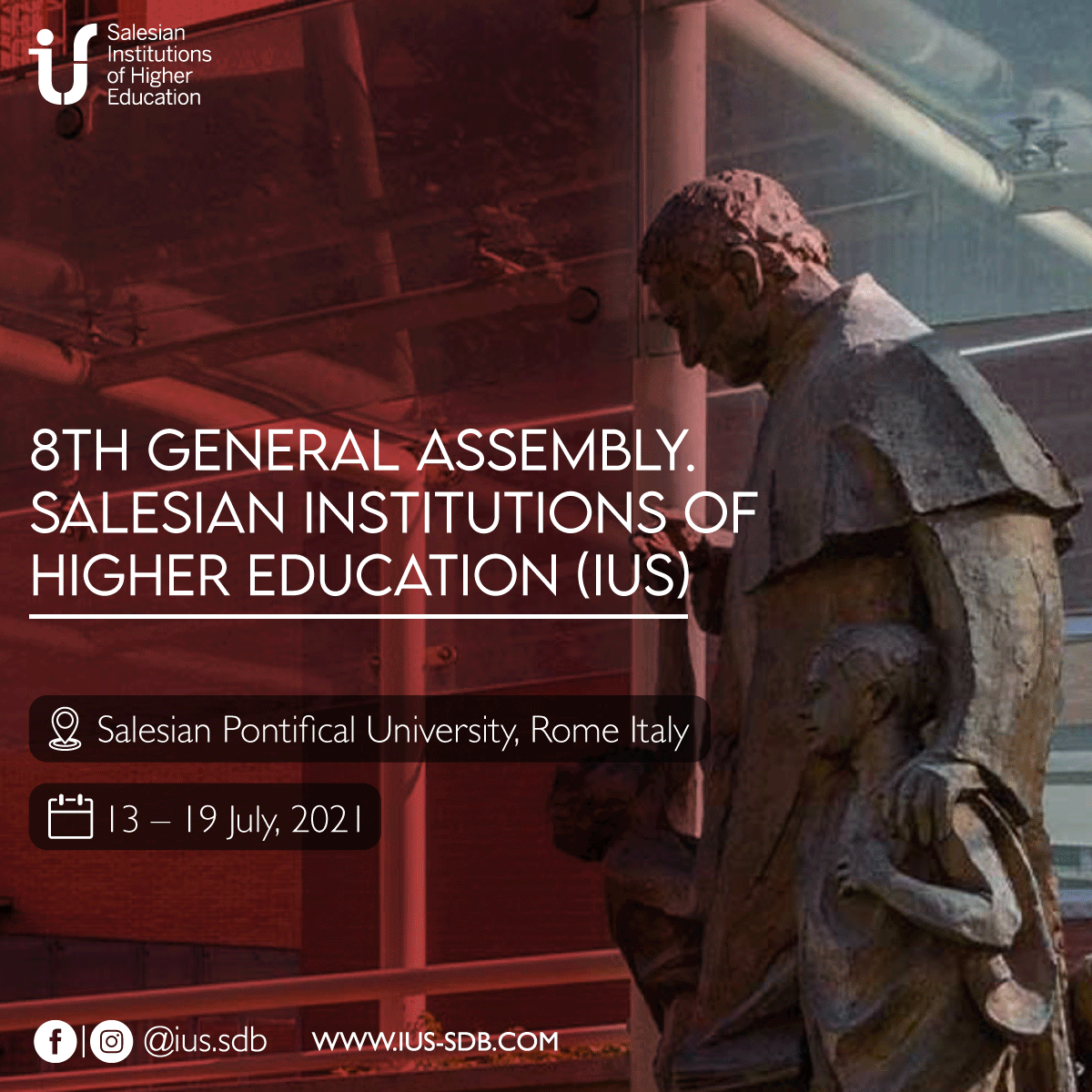 VIII General Assembly, Salesian Institutions of Higher Education IUS, Rome