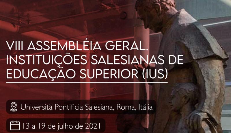 VIII Assembleia Geral das Instituições Salesianas de Educação Superior