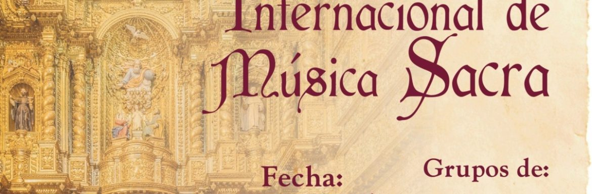 International Church Music Festival, Universidad Politécnica Salesiana