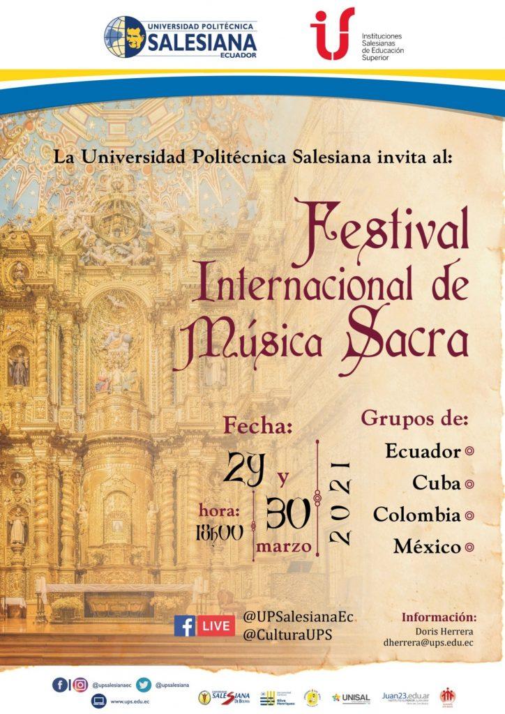 International church music festival