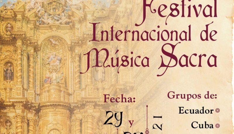 International Church Music Festival, Universidad Politécnica Salesiana