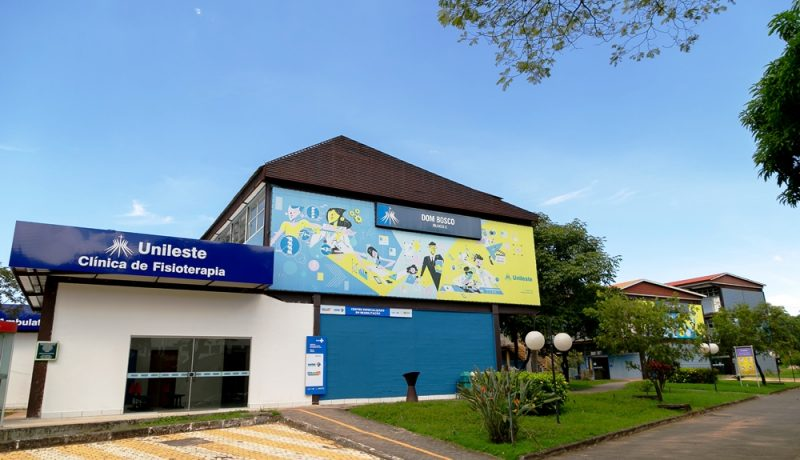 Clínica de Fisioterapia, Centro Universitário Católica do Leste de Minas Gerais (Unileste), Brasil