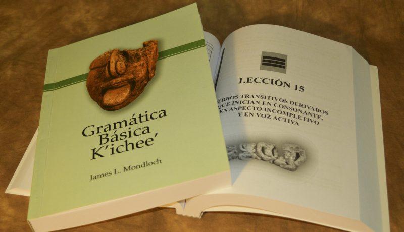 Gramática Básica K'ichee, Universidad Mesoamericana