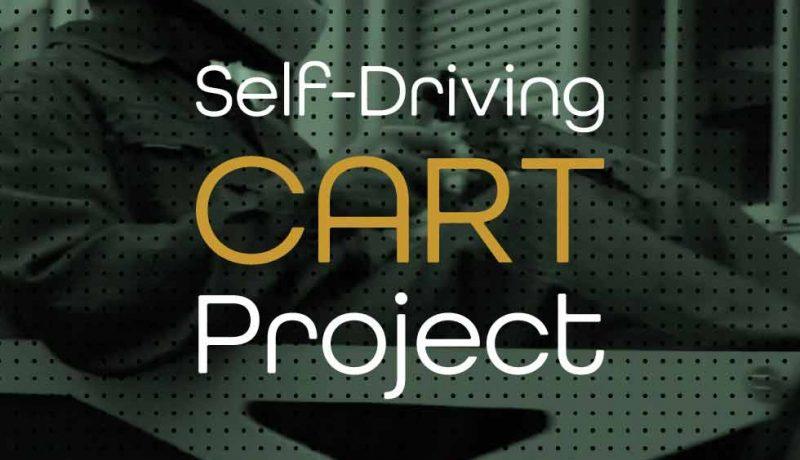 Autonomous driving cart, Salesian Polytechnic College of Technology,Japan
