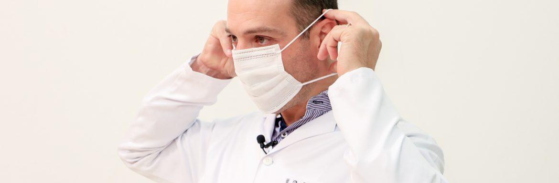 Dr. Marcelo Spegiorin Moreno, docente do Curso de Medicina do UniSALESIANO
