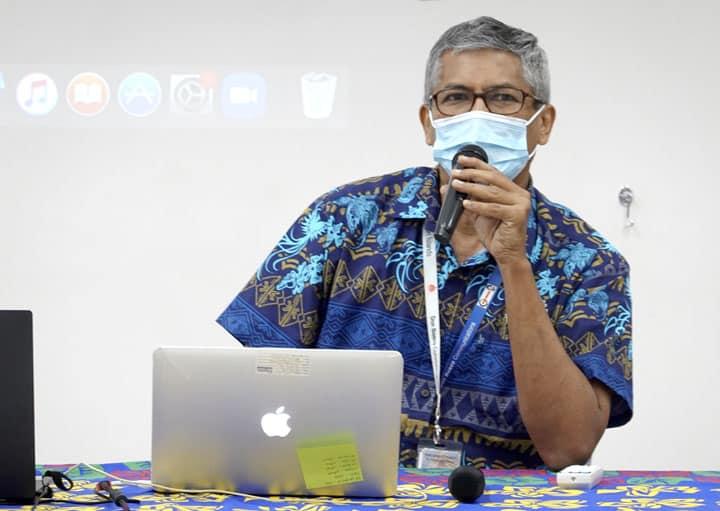 Fr Ambrose Pereira sdb, SOCOM Secretary