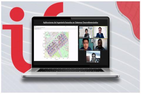 Taller Internacional de Aplicaciones de Ingeniería basados en Sistemas Georreferenciados, Red IUS Redes Eléctricas y Ciudades Inteligentes (RECI)