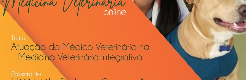 Médica Veterinária, Natália Rodrigues Camargo Neves.