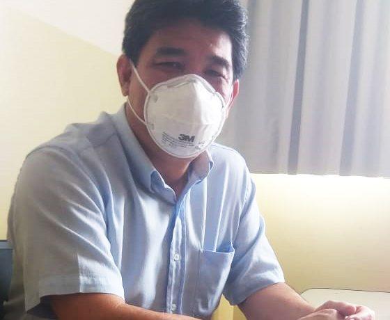 médico Sérgio Irikura, docente de Medicina do UniSALESIANO