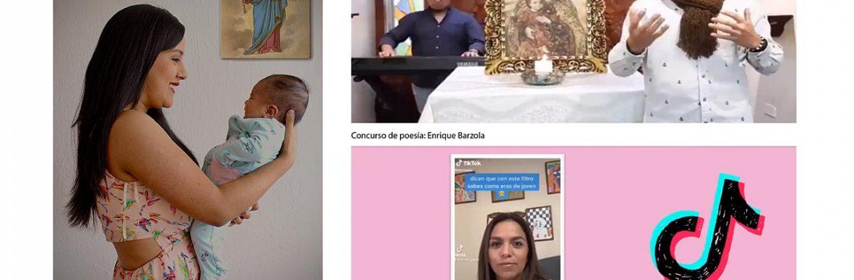 La Comunidad universitaria de la UPS se une a la celebración de María Auxiliadora