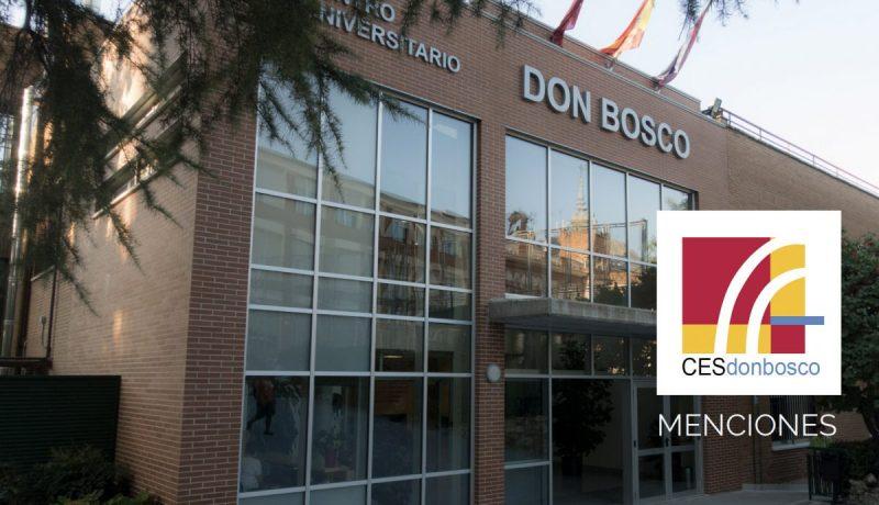 (Centro de Estudios Superiores (CES) Don Bosco Don Bosco ofrece nuevas menciones para graduados en Educación Primaria
