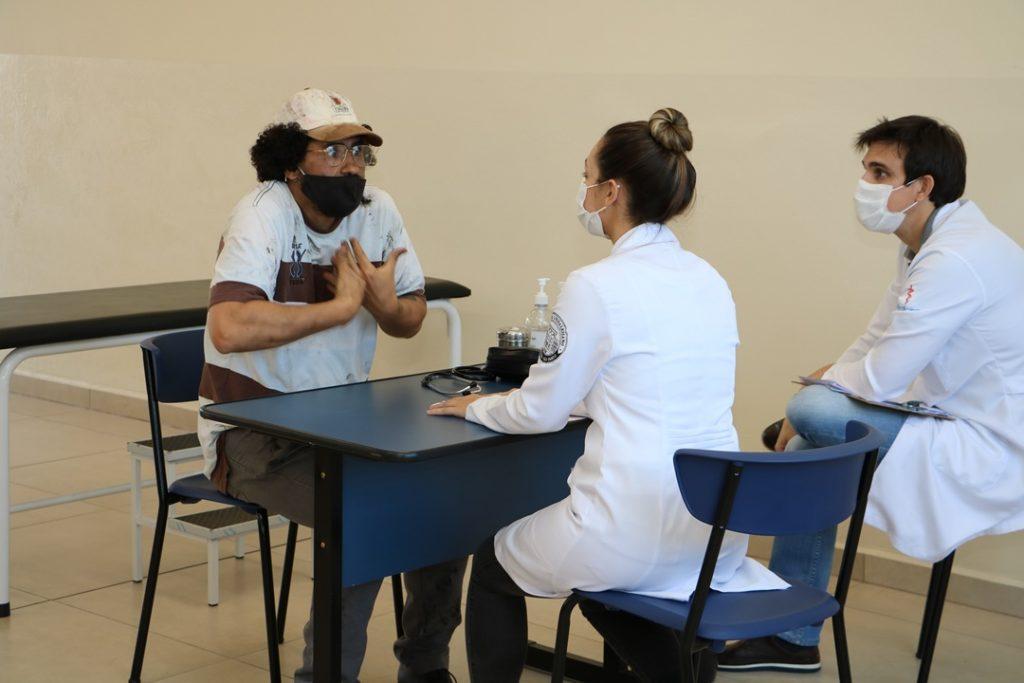"""Brasil - Curso de Medicina do UniSALESIANO promove """"Laboratório com Atores"""""""