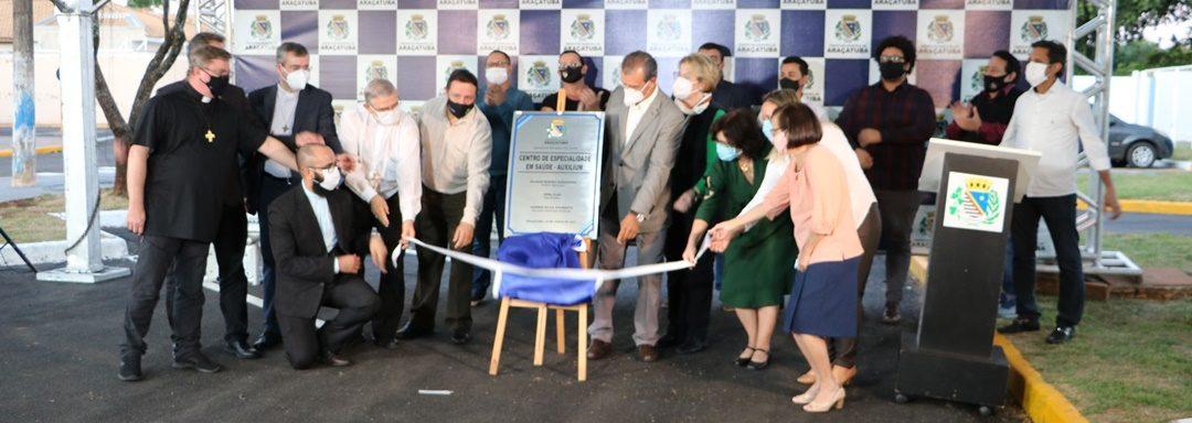 Centro de Especialidade em Saúde – Auxilium é inaugurado com a presença de autoridades religiosas e políticas, uniSALESIANO, Brasil