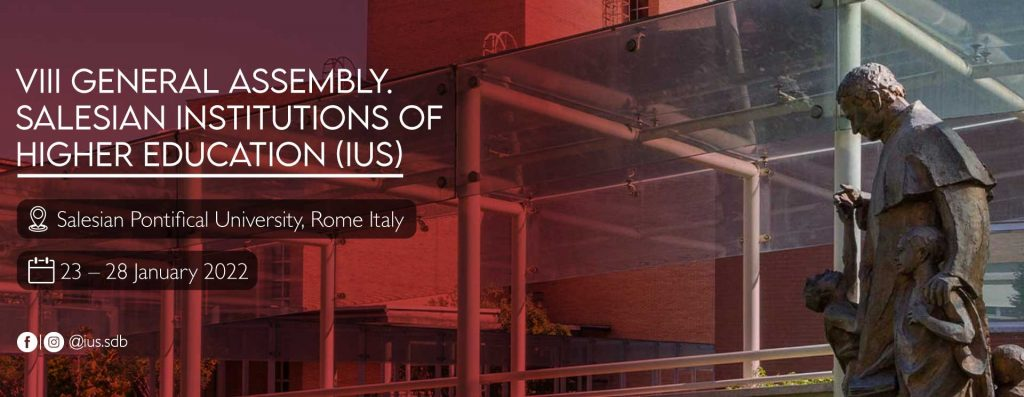 VIII General Assembly of the IUS, January 23-28 2022
