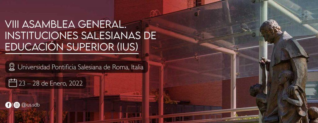 VIII Asamblea General de las IUS, Enero 23-28 2022