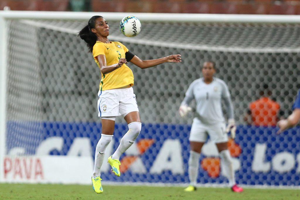 Brasil - Egressa da UCDB estreia com vitória nas Olimpíadas de Tóquio